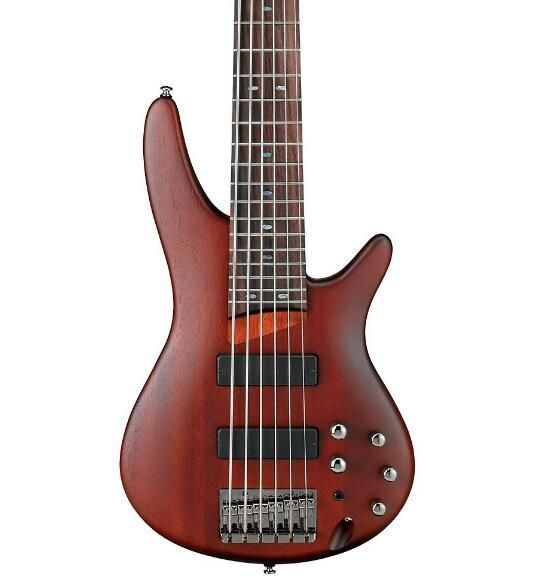 SR506 Soundgear 6-String Brown Mahogany