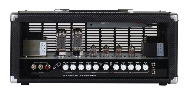 Tube Amp Head, 50W