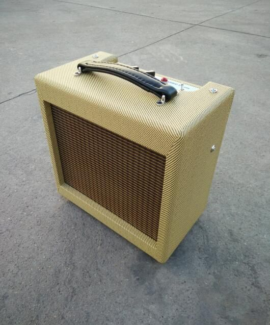 Tweed 5F1 Hand-wired Tube Amp Kit