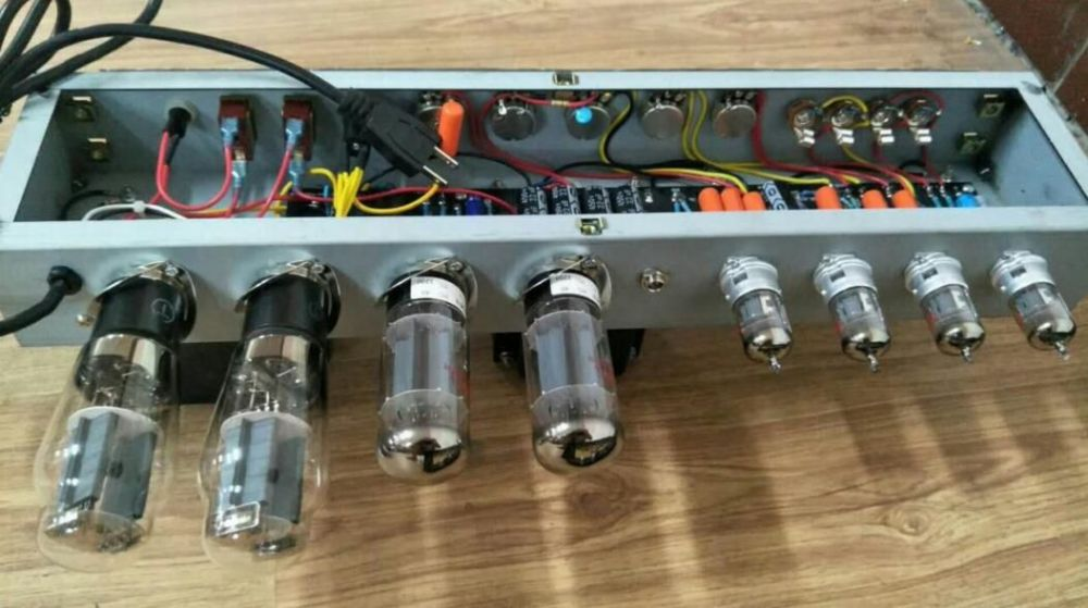 Fender Twin Style Handwired Chassis 40W