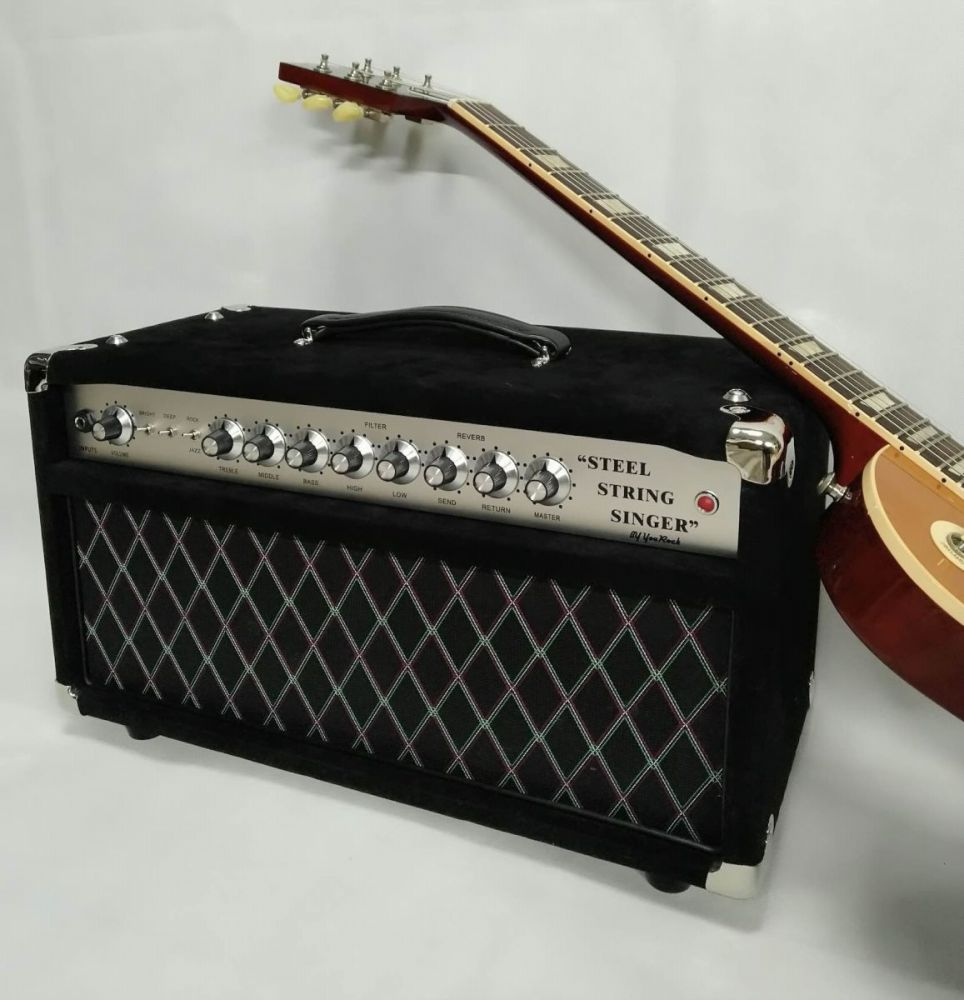 Steel String Singer SSS Guitar AMP Dumble Clone