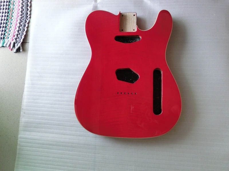 Tele Guitar Body, TLMT