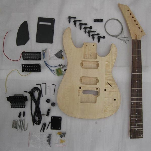 Unfinished Guitar Kits  A7