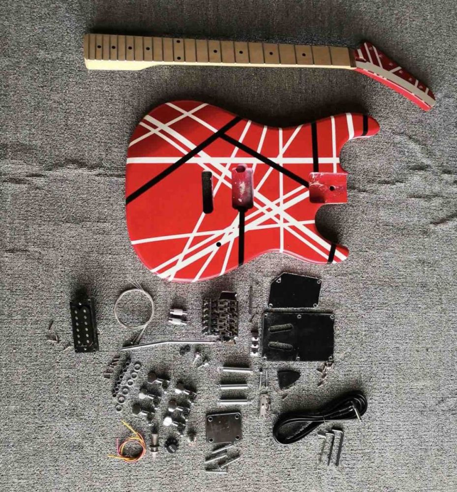 Unfinished Guitar Kits  A26
