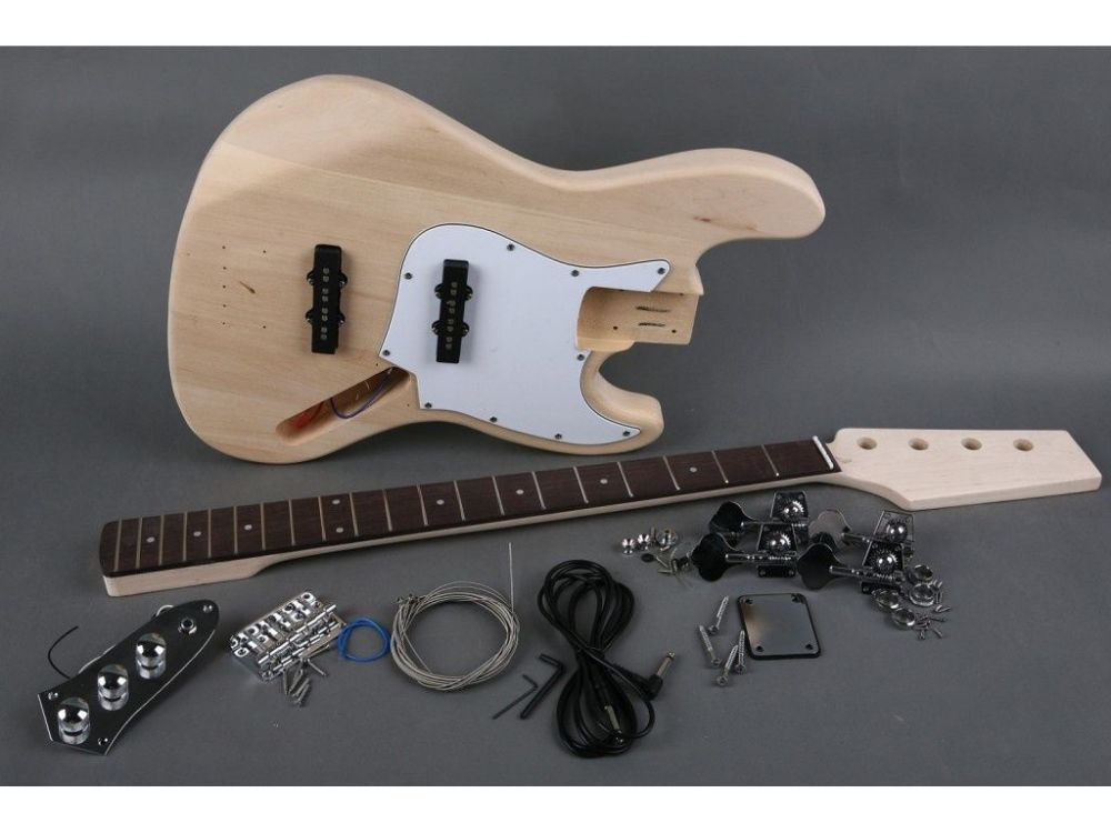 Unfinished Guitar Kits A33