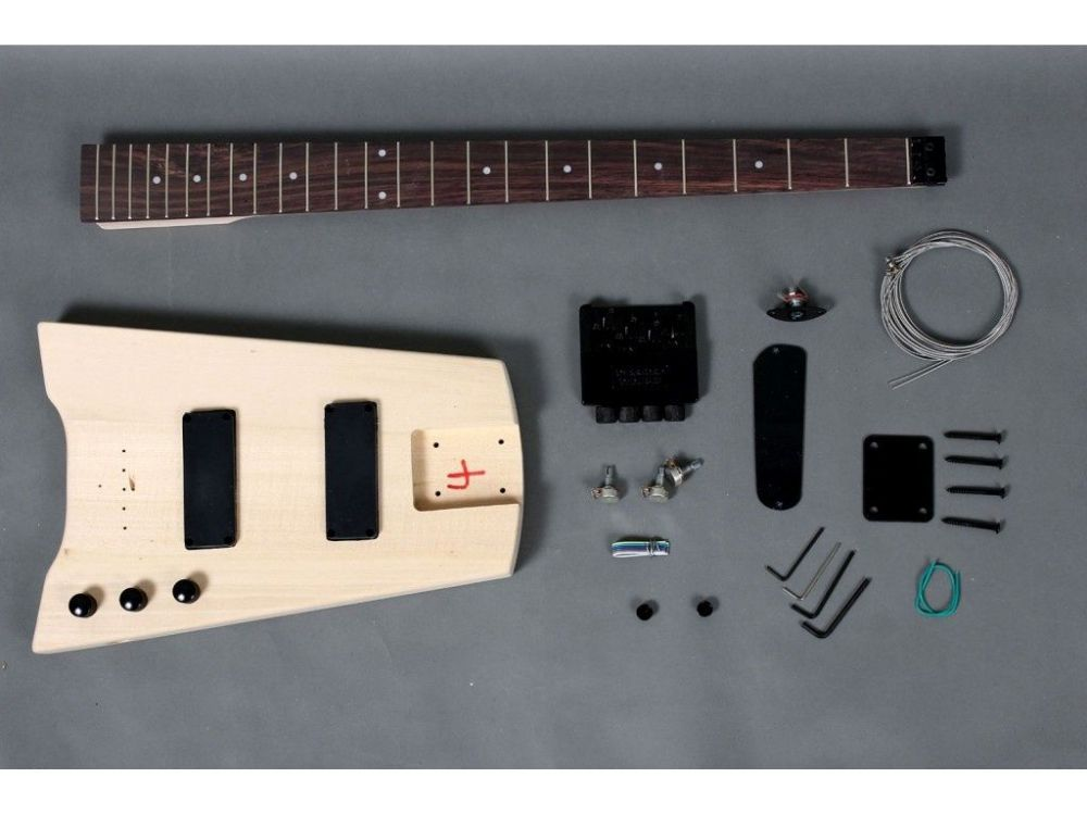 Unfinished Guitar Kits A34