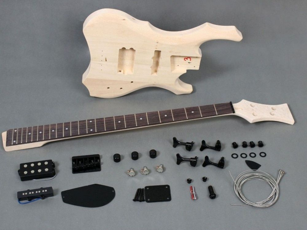 Unfinished Guitar Kits A38