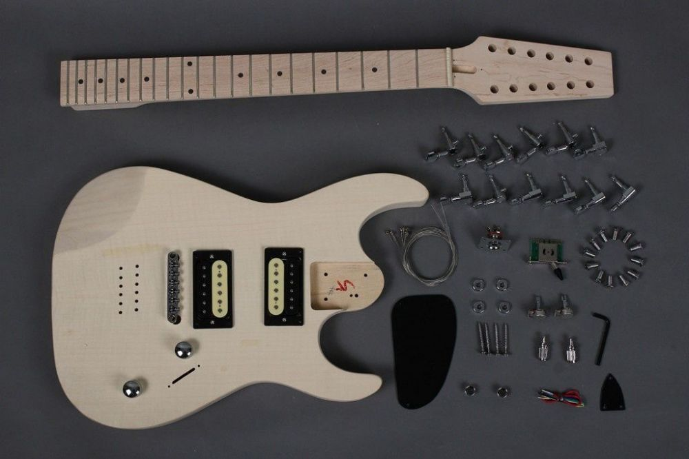 Unfinished Guitar Kits A42