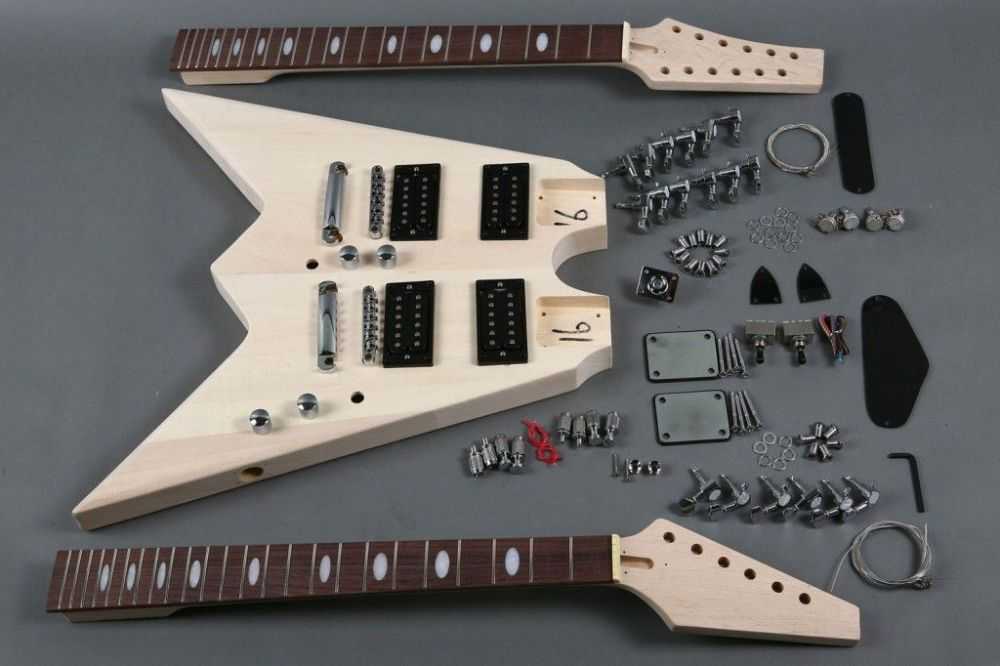 Unfinished Guitar Kits A49