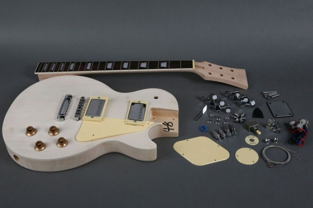 Unfinished Guitar Kits A68