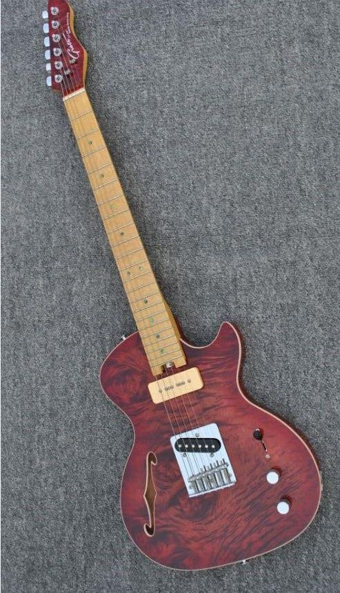 Tele, New with Madonna Veneer
