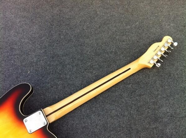 Telecaster with Bigsby Bridge