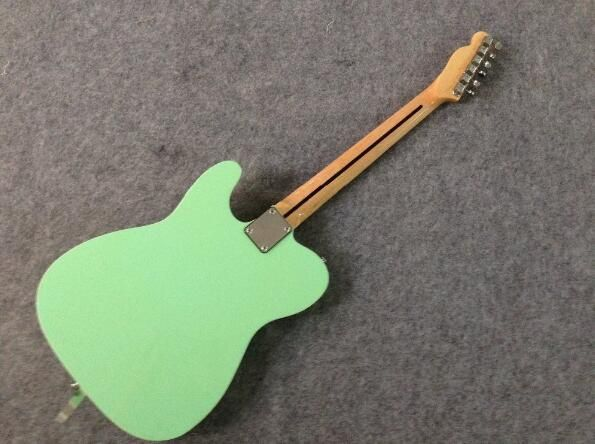 Tele Light Green with Bigby Bridge