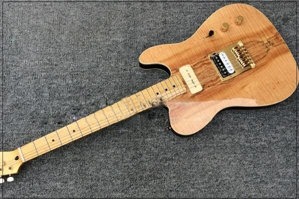 Tele Koa Top Nature Wood Colors