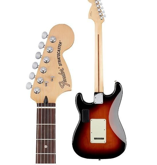 Deluxe Roadhouse Rosewood Fingerboard Strat