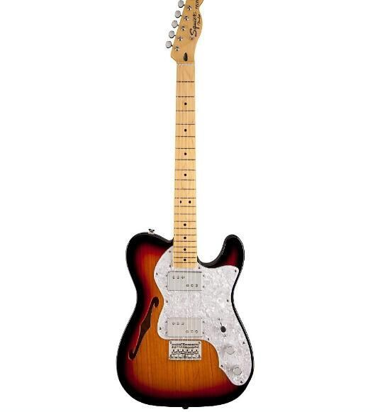 Vintage Modified 72 Telecaster Thinline