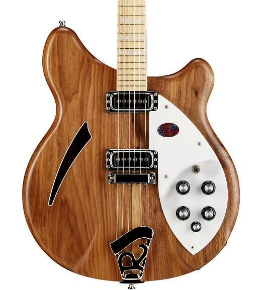 360W Hollowbody Natural Walnut