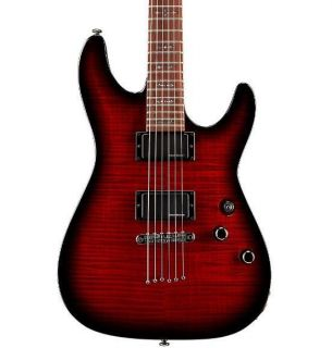 Research Demon-6 Crimson Red Burst