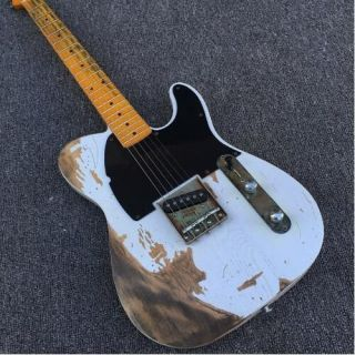 Relic Jeff Beck Esquire Alder Body