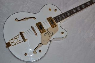 Gretsch 6136 with White Falcon