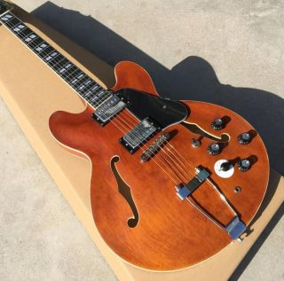 ES335 Archtop Jazz Electric Guitar