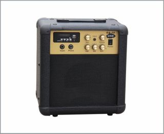 Guitar Amplifier Combo 10w with USB