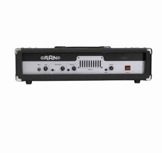 200W Bass Amplifier Head in Black