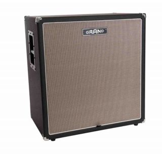 4X10 500 Watt Bass Speaker Cabinet in Black