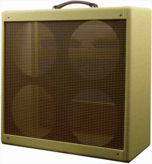 Bassman Tweed Guitar Amplifier Combo Speaker Cabinet