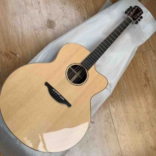 AAAA All Solid Spruce Top Rosewood Back Side F35C Type Acoustic Guitar