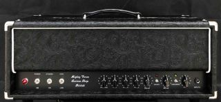 Grand Classic Jcm2550 Slash Signature Snake Tolex Handwired Guitar Amplifier Head 25W/50W Can Be 100W