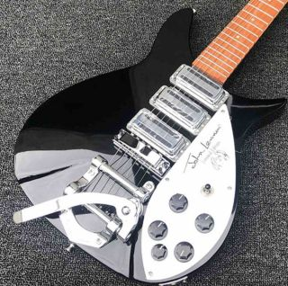 Ricken 325 Electric Guitar Any Shape Guitar Body Can be Customized