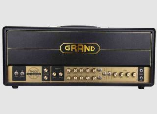 Grand Valve Tube Guitar Amplifier Head Jxs120 Style 100W in Black EL34/6L6 Select Switch Preamp 12AX7×4 Power Tube 4×EL34