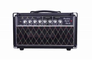 China Grand Overdrive Special G-OTS Mini Guitar Amplifier Head JJ Tubes 2 x EL84 Power 3 x 12ax7 Preamp with Loop