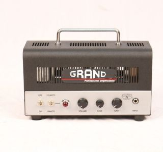 Custom CLASSIC A All Tube Guitar Amplifier Head 15Watts 8Watts