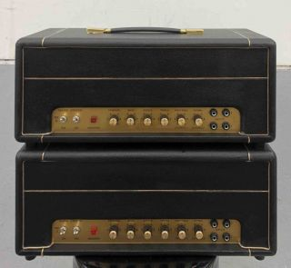 Custom Grand 1959Plexi Super Leads SLP 100W Tube Guitar Amp Head with Drive Loop