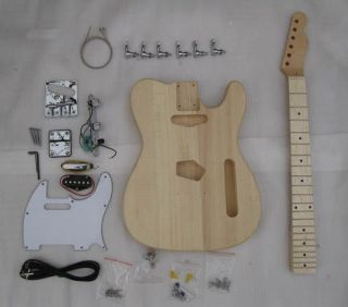 Unfinished Guitar Kits     A2