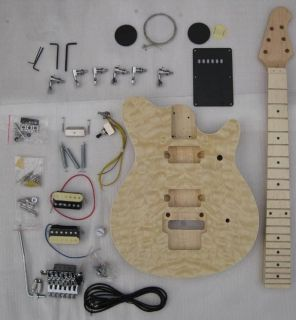 Unfinished Guitar Kits A3