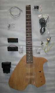 Unfinished Guitar Kits  A19