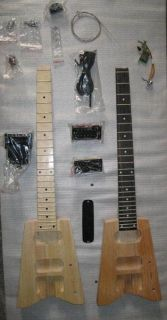 Unfinished Guitar Kits  A23