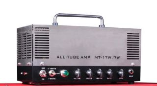 Tube Guitar Amp, 17W/7W Orange Style