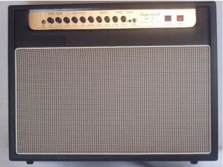 Superblues All Tube Guitar Amp, 50W