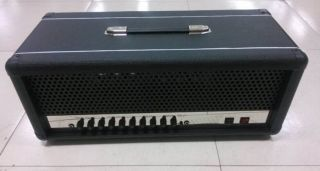 All Tube Guitar Amp Head, 100W