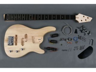 Unfinished Guitar Kits A36
