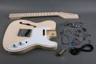 Unfinished Guitar Kits A54