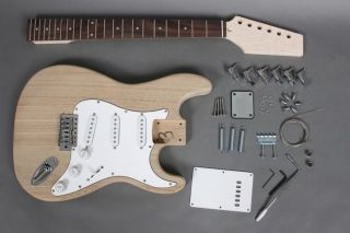 Unfinished Guitar Kits A63
