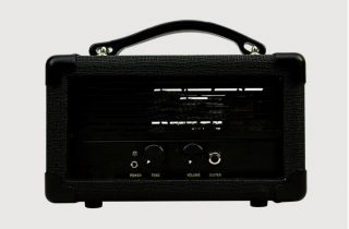 All Tube Guitar Amp Head 1W