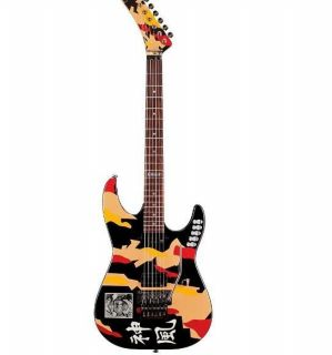 GL-200K Electric Guitar Graphic