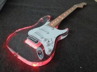 Strat Led Light Acrylic