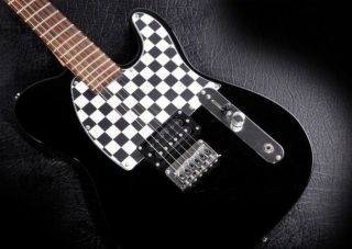 SQ Telecaster Black Style